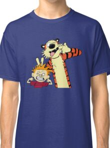 Calvin And Hobbes Fun Art Classic T-Shirt