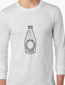Beer Beer Bottle thirst booze Long Sleeve T-Shirt