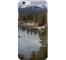 Tahoe Shoreline  iPhone Case/Skin
