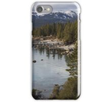 Tahoe Shoreline  iPhone Case/Skin