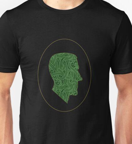 Lovecraft Silhouette Unisex T-Shirt
