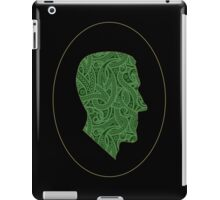 Lovecraft Silhouette iPad Case/Skin