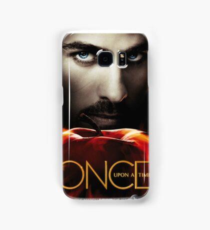 Once Upon A Time Captain Hook Killian Jones Samsung Galaxy Case/Skin