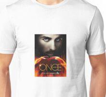 Once Upon A Time Captain Hook Killian Jones Unisex T-Shirt