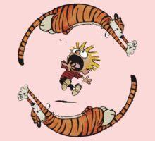 Calvin And Hobbes Fun One Piece - Short Sleeve
