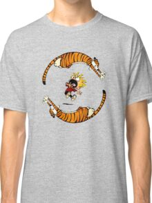 Calvin And Hobbes Fun Classic T-Shirt