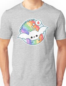 Cute Albino Bat Unisex T-Shirt