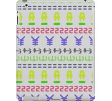 Retro Symbols iPad Case/Skin