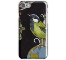 Reverend Green iPhone Case/Skin