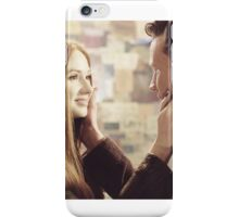 Doctor Who Doctor and Amy iPhone Case/Skin