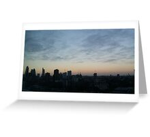 Londonscape Greeting Card