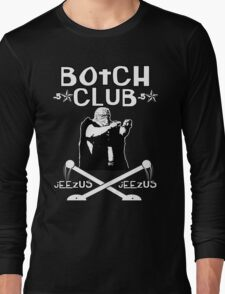 "Botchamania ""Botch Club"" Long Sleeve T-Shirt"