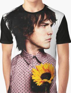 Andrew VanWyngarden Flower Graphic T-Shirt