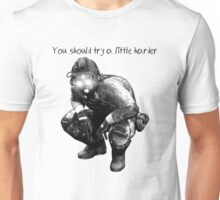 Cloaker's motivational speech Unisex T-Shirt