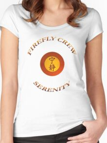 FIREFLY CREW Serenity Women's Fitted Scoop T-Shirt
