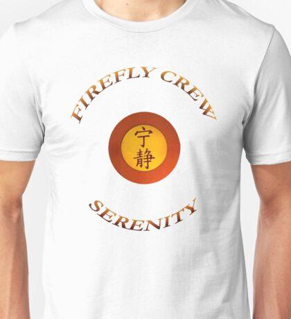 FIREFLY CREW Serenity Unisex T-Shirt