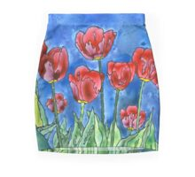 Tulips Mini Skirt