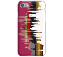 New York lines 4 iPhone Case/Skin