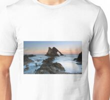 Bow Fiddle Rock at Sunset Unisex T-Shirt