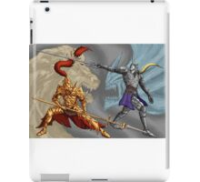Gold vs Silver iPad Case/Skin