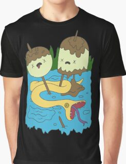 Adventure Time - PB Rock shirt Graphic T-Shirt
