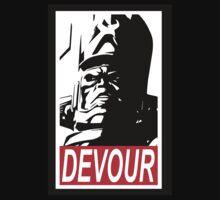 DEVOUR One Piece - Short Sleeve