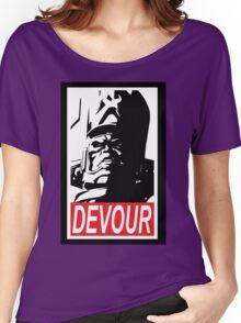 DEVOUR Women's Relaxed Fit T-Shirt