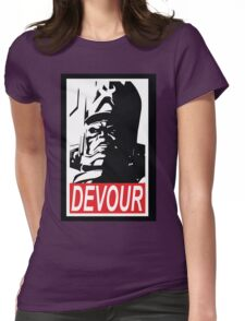 DEVOUR Womens Fitted T-Shirt