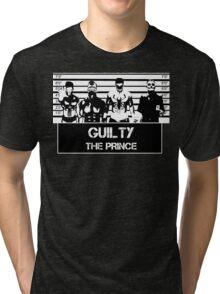 """""""GUILTY"""" Prince Devitt / Finn Balor NXT  Shirt Tri-blend T-Shirt"""