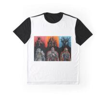 Knights of Fire Graphic T-Shirt
