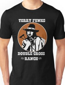 Terry Funk's DoubleCross Ranch T -  Shirt Unisex T-Shirt
