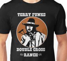 Terry Funk's DoubleCross Ranch T -  Shirt Unisex T-Shirt