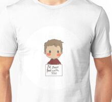 Dean - I'd share food with you Unisex T-Shirt