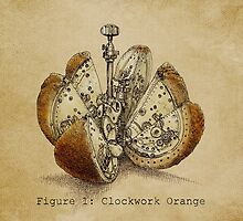 Steampunk Orange by Eric Fan