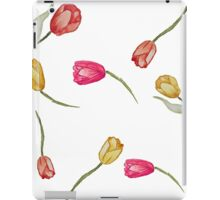 Tulips mood iPad Case/Skin