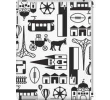 Icons of Melbourne iPad Case/Skin