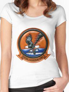 VP-30 - Pro's Nest Crest Women's Fitted Scoop T-Shirt