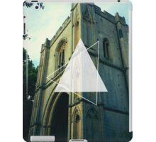 English church iPad Case/Skin
