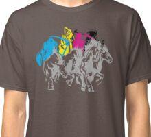 4 Color Horsemen of the Apocalypse Classic T-Shirt