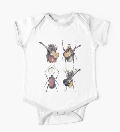 Meet the Beetles One Piece - Short Sleeve
