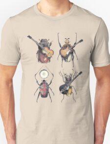 Meet the Beetles Unisex T-Shirt