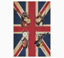 Meet the Beetles (Union Jack Option) Kids Tee