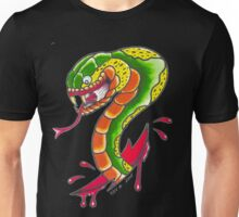 Snake Tattoo Unisex T-Shirt