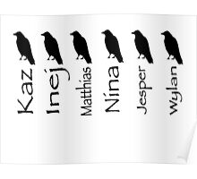 Crow Names Poster