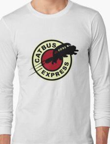 Nekobasu Express Long Sleeve T-Shirt