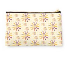 Abstract geometric seamless pattern circus Studio Pouch