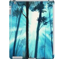 Forest sunrays iPad Case/Skin
