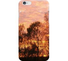 Colourful Sunset in October iPhone Case/Skin