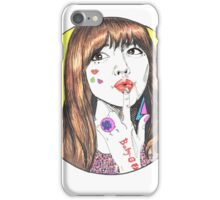 Sooyoung Popart iPhone Case/Skin