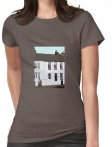 Porthleven Cottages Womens Fitted T-Shirt